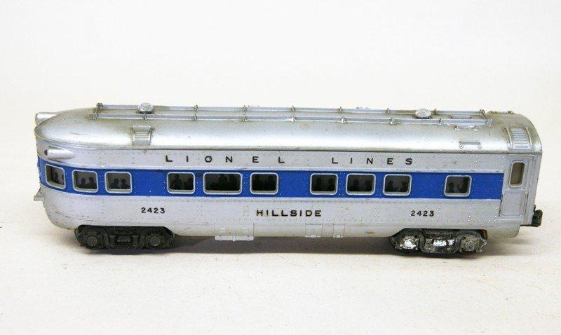 Lionel Post-war 2023 Passenger Set - 6