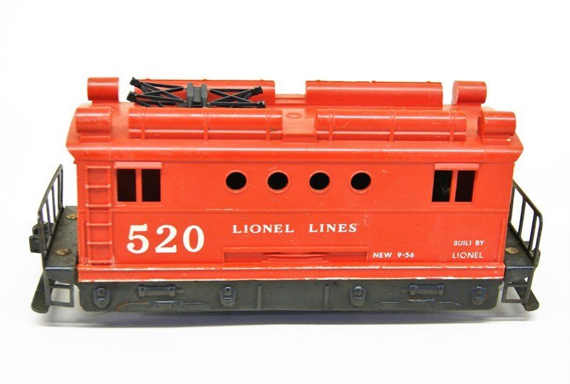 Lionel Post-war Diesel Locomotives, Lot of Six - 4