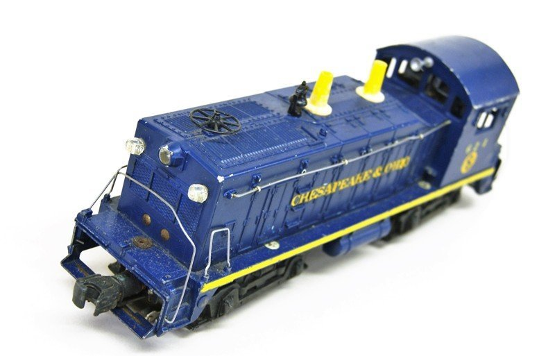 Lionel Post-war Diesel Locomotives, Lot of Six - 5