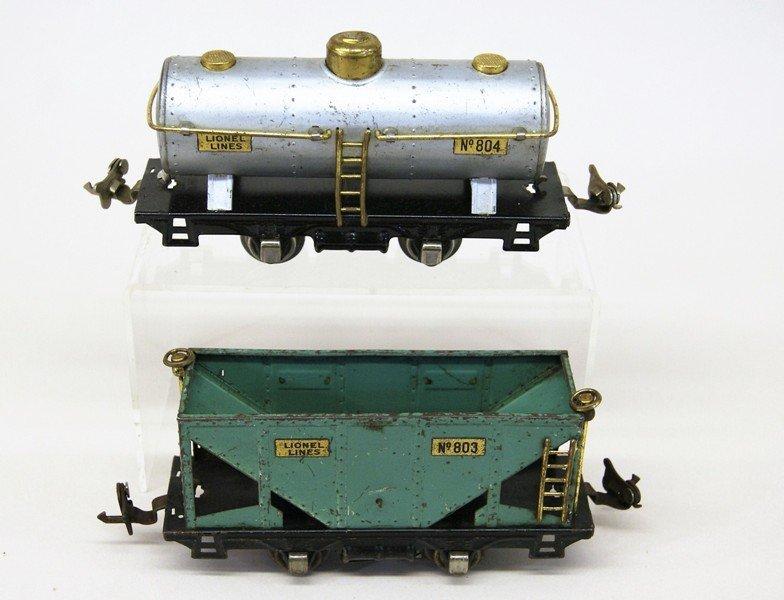 Lionel Pre-war #250 Freight Set - 3