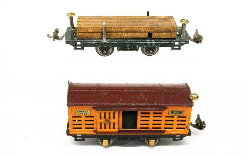 Lionel Pre-war #250 Freight Set - 4