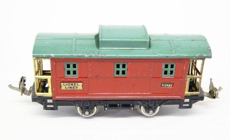Lionel Pre-war #250 Freight Set - 5