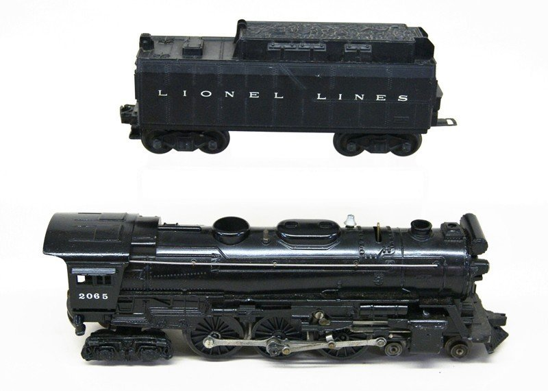 Lionel Lot of Four Lionel Steam Engines - 2