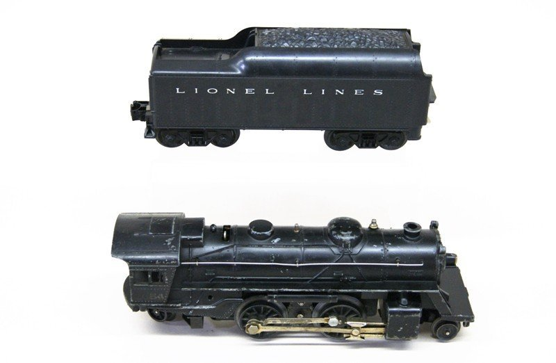 Lionel Lot of Four Lionel Steam Engines - 5