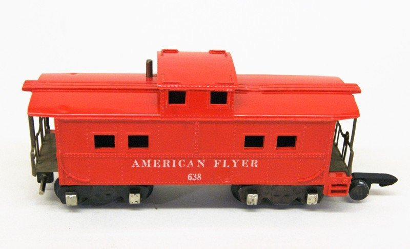 American Flyer S Gauge 290 Freight Set - 5