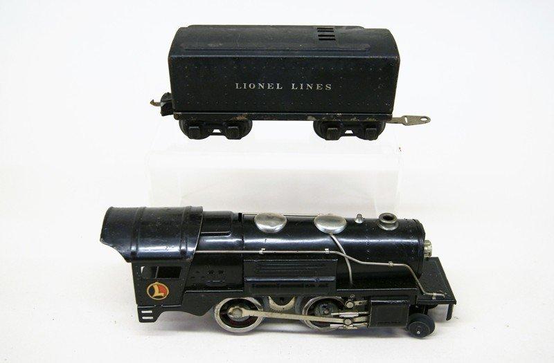 Lionel Pre-war 259 Freight Set - 2