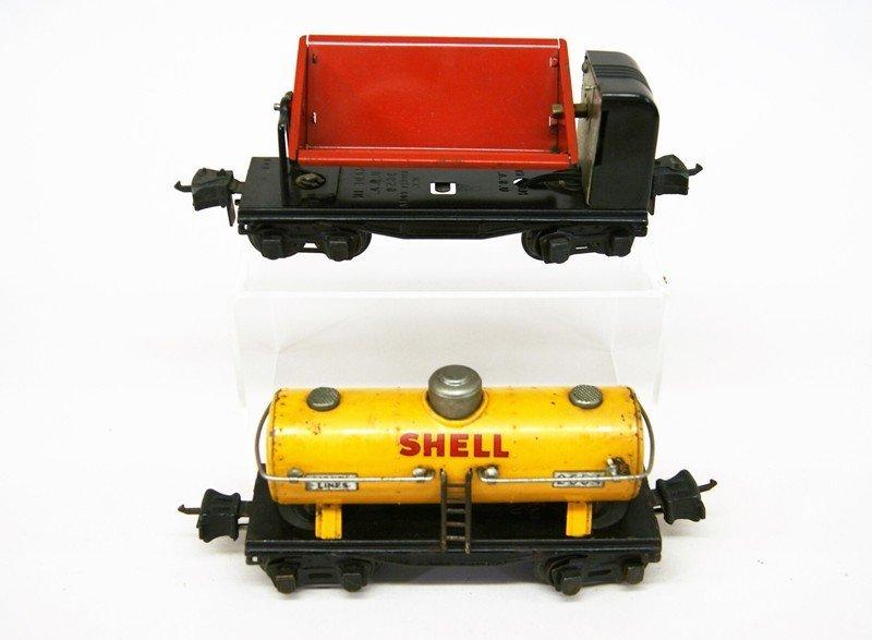 Lionel Pre-war 259 Freight Set - 3