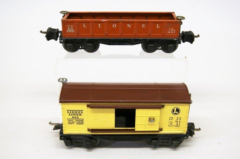 Lionel Pre-war 259 Freight Set - 4