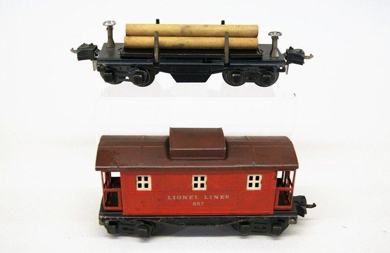 Lionel Pre-war 259 Freight Set - 5