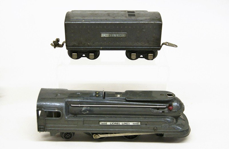 Lot of Four Lionel Steam Locomotives - 3