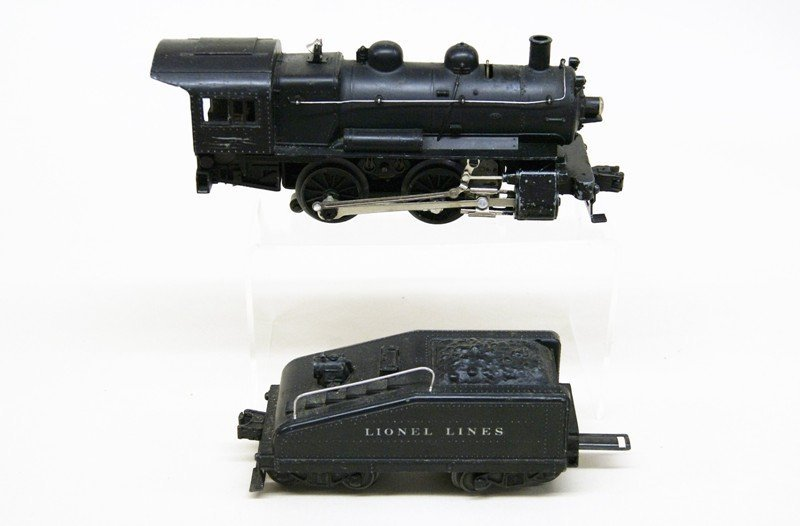 Lot of Four Lionel Steam Locomotives - 5