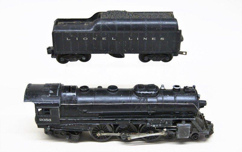 Lionel Lot of Four Steam Locomotives - 2