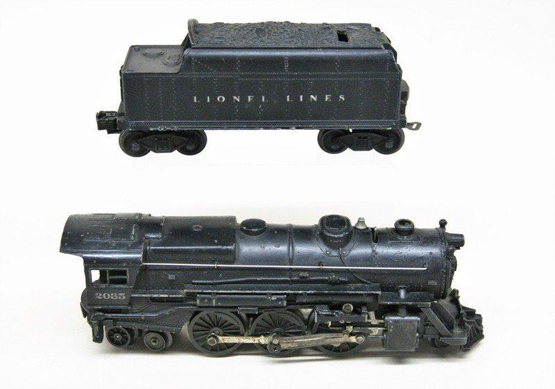 Lionel Lot of Four Steam Locomotives - 4