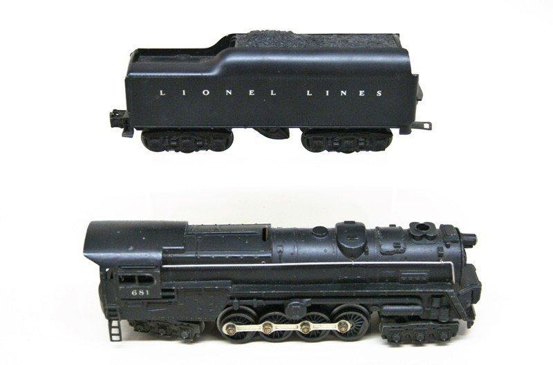 Lionel Steam Locomotive Lot of Four - 2