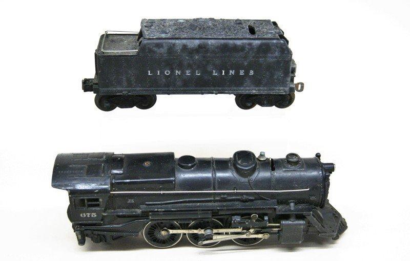 Lionel Steam Locomotive Lot of Four - 3
