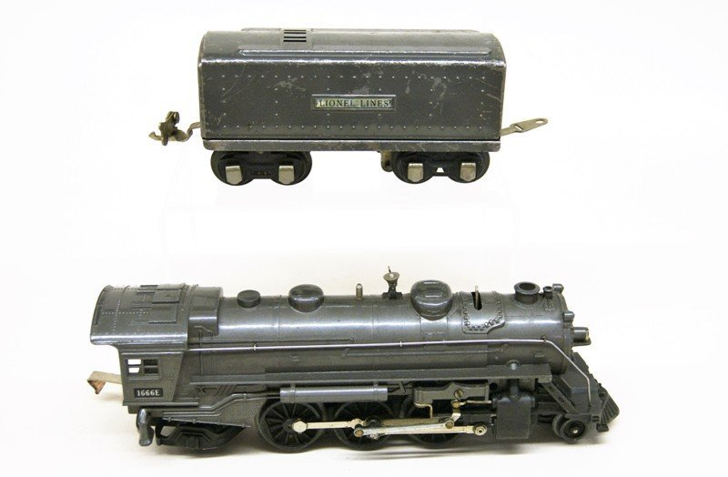 Lionel Steam Locomotive Lot of Four - 4