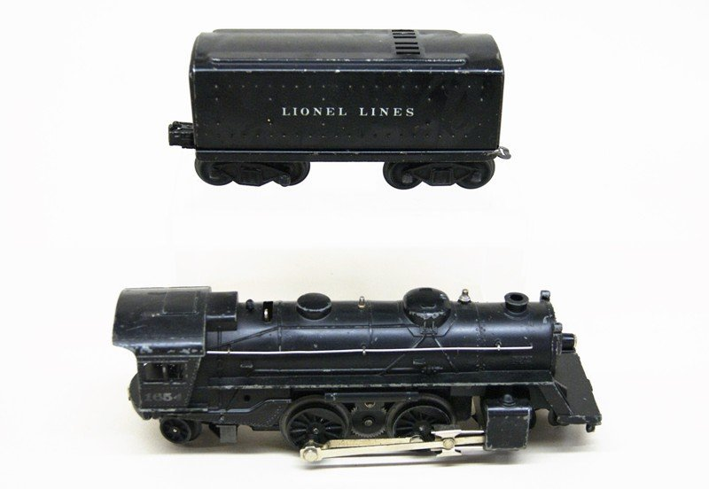 Lionel Steam Locomotive Lot of Four - 5