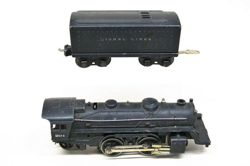 Lionel Lot of Four Steam Locomotives - 5