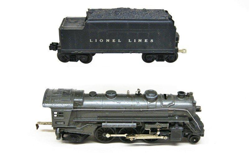 Lionel Lot of Four Steam Locomotives - 3