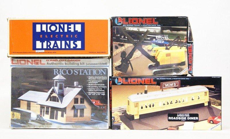 Lionel Modern Era Accessories