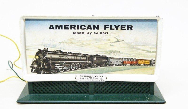 American Flyer Accessory Lot - 2