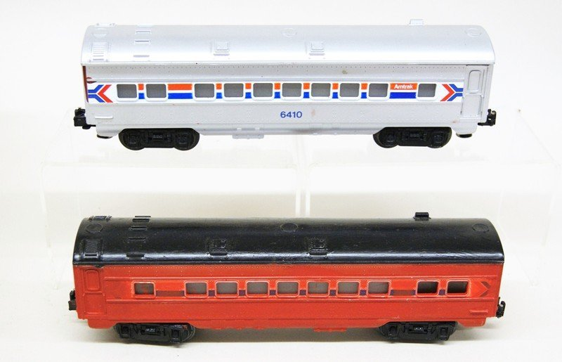 Lionel Modern Era Amtrak Passenger Car Lot of Five Cars - 4