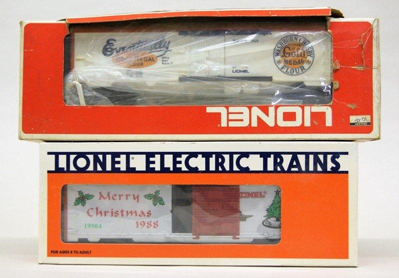 Lionel Modern Era Diesel Boxcar Freight Set - 6