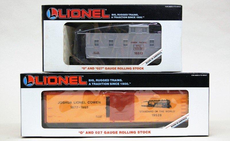 Lionel Modern Era Diesel Boxcar Freight Set - 7