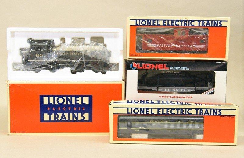 Lionel Modern Era Train Set with Engine 18501