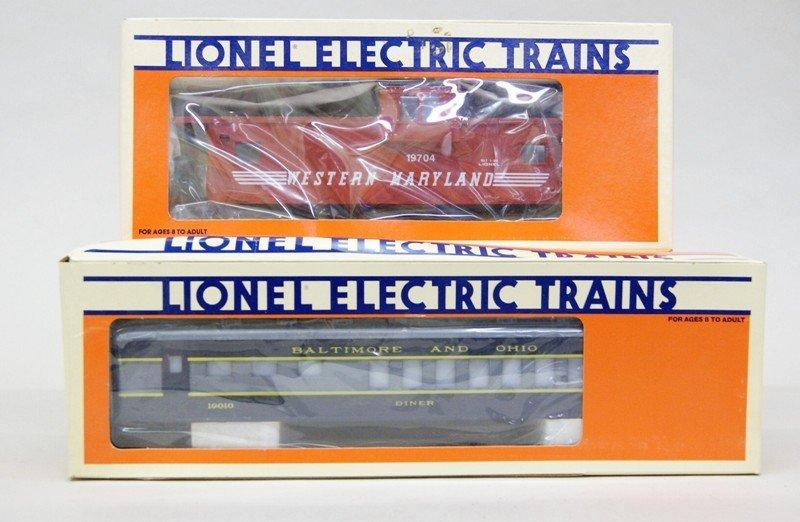 Lionel Modern Era Train Set with Engine 18501 - 3