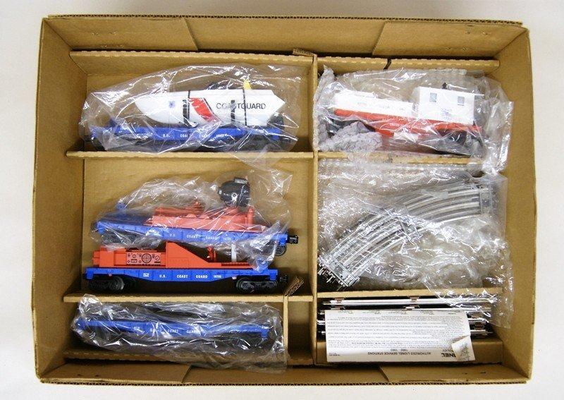 Lionel U.S. Coast Guard Train Set 11905 - 2