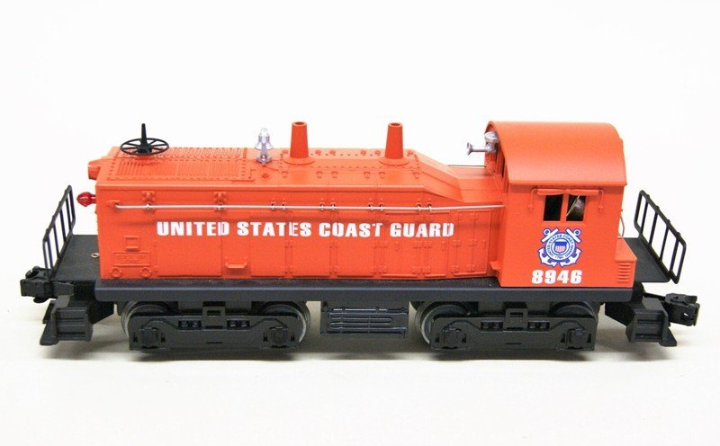 Lionel U.S. Coast Guard Train Set 11905 - 3