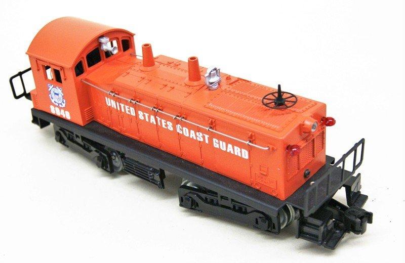 Lionel U.S. Coast Guard Train Set 11905 - 4