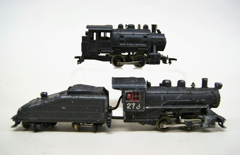 Lot of Five HO Engines, Diesel and Steam - 3