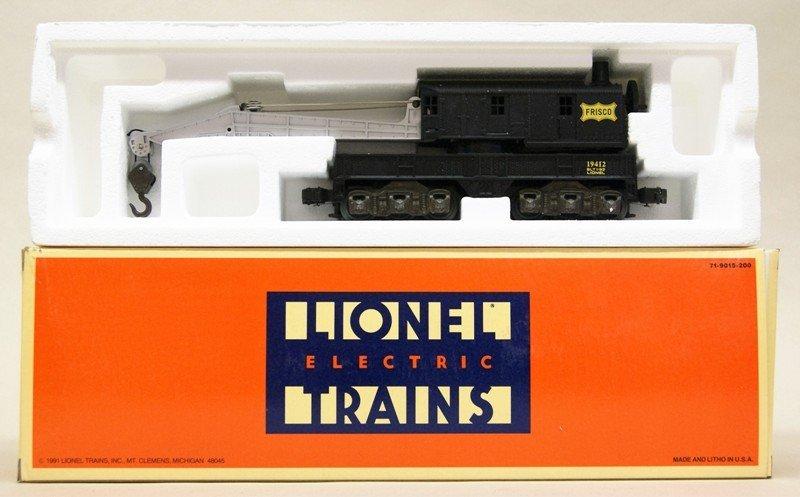 Lionel Modern Era Work Train with 8806 Engine - 3