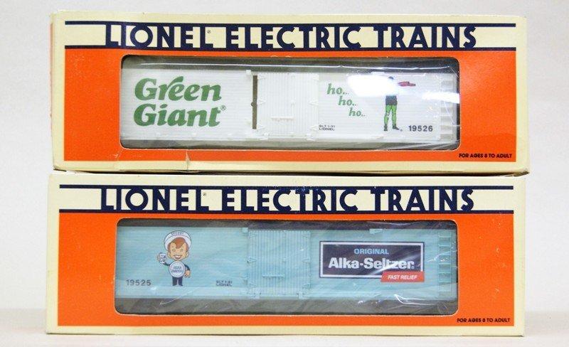 Lionel Modern Era Work Train with 8806 Engine - 4