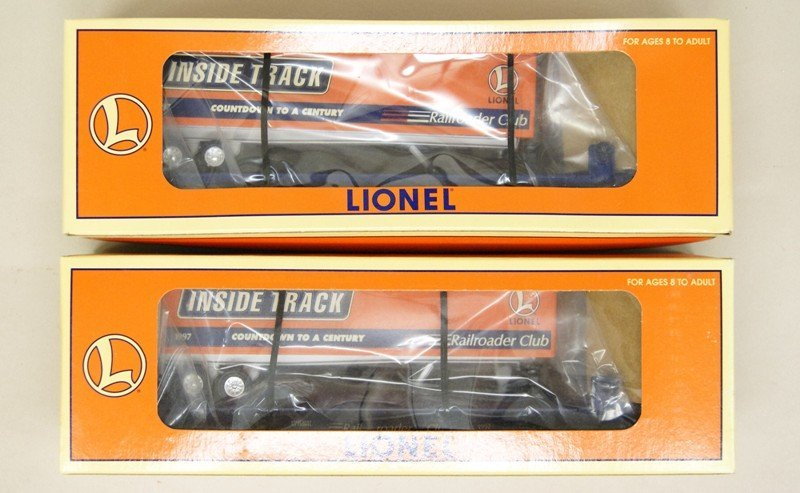 Lionel Five Pieces Freight Cars - 2