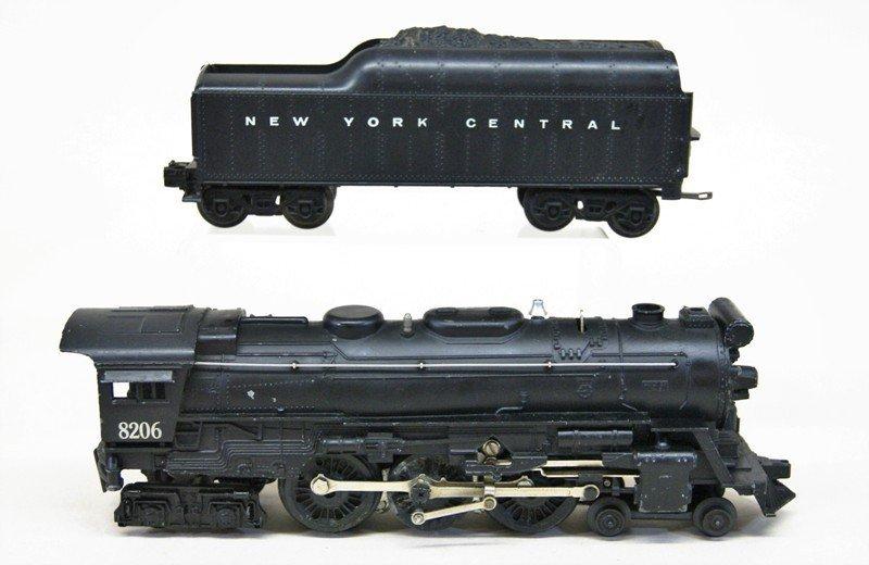 Lionel Modern Era Steam Locomotives with Operating Hand - 2