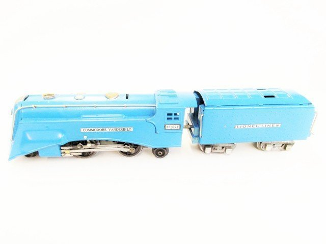 Pre-war Lionel Blue Streak Passenger Train Set w/OB - 2