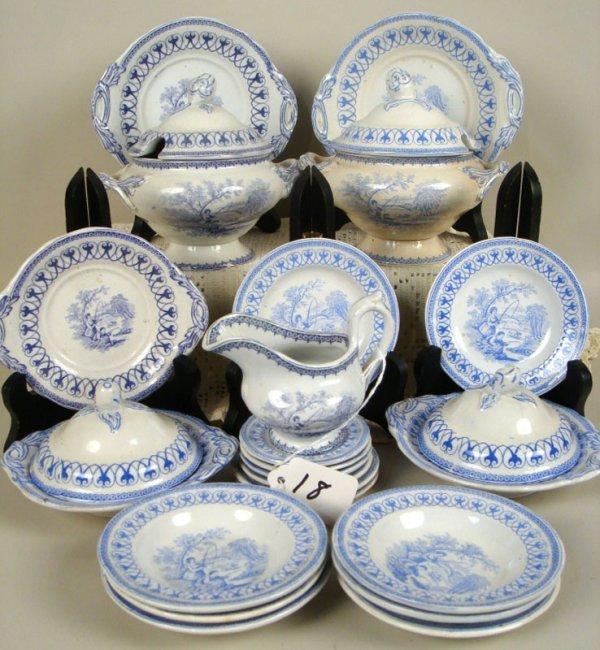 18: Fishers Tea Set,