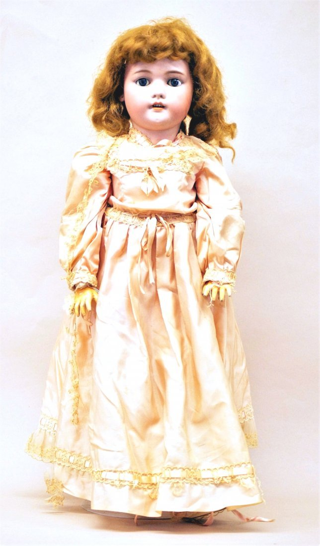 Simon and Halbig 1079 Bisque Doll