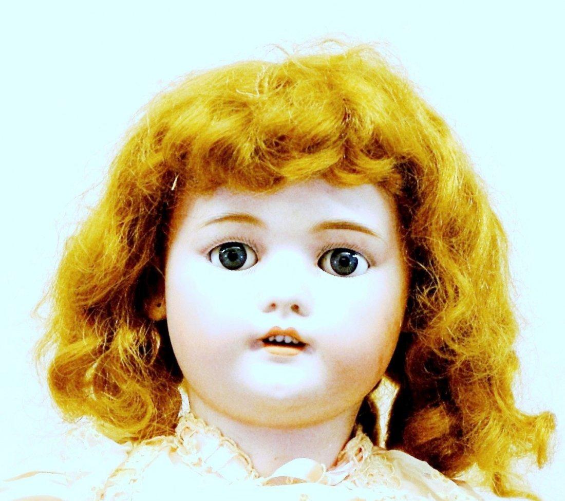 Simon and Halbig 1079 Bisque Doll - 2