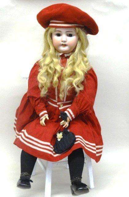 Large Simon and Halbig Doll