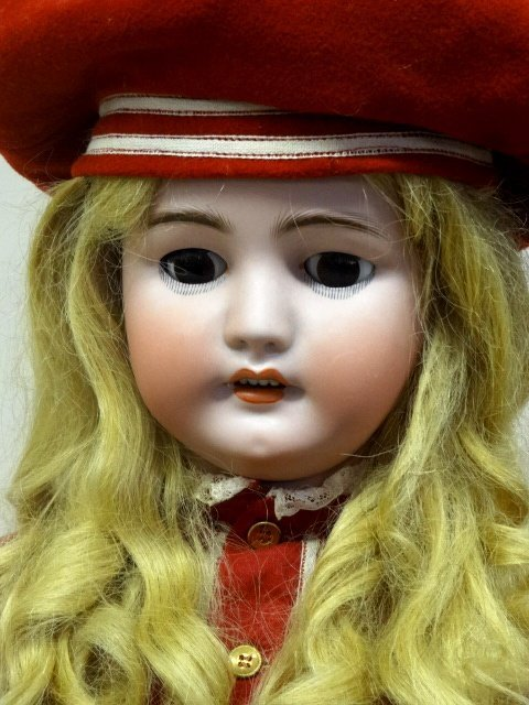 Large Simon and Halbig Doll - 2