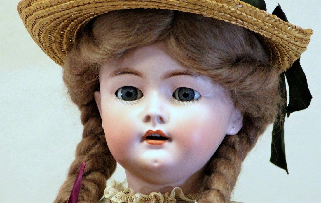 Large Handwerck-Halbig Doll - 2