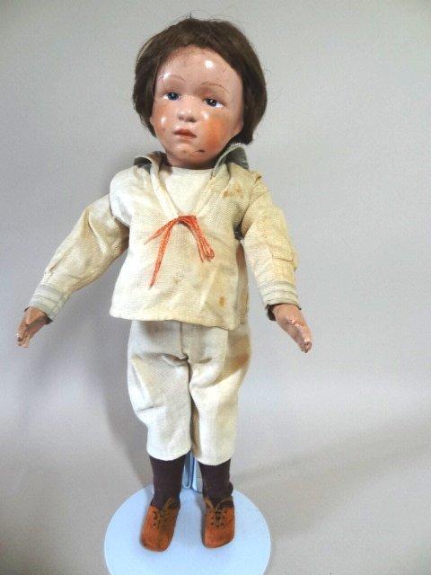 Schoenhut Boy Doll