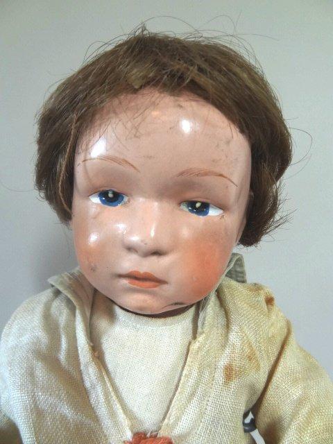 Schoenhut Boy Doll - 2