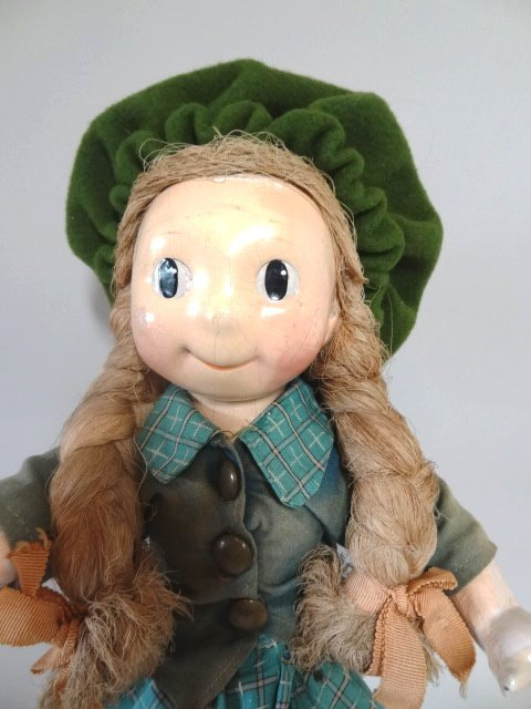 Composition Character Doll