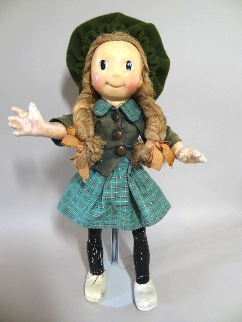 Composition Character Doll - 2