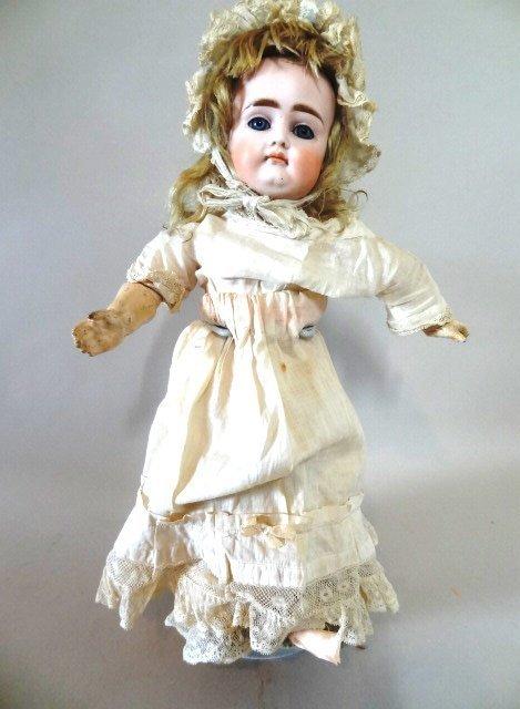 Kestner X Bisque Doll